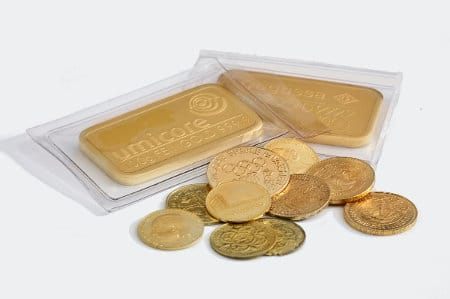 Der Goldankauf in Düsseldorf