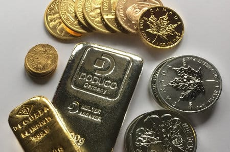 Der Goldankauf in Duisburg